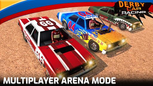 Derby Car Crash Stunts Demolition Derby Games apkpoly screenshots 5