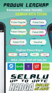 Download Basmalah - Agen Pulsa, Kuota, PLN & PPOB APK