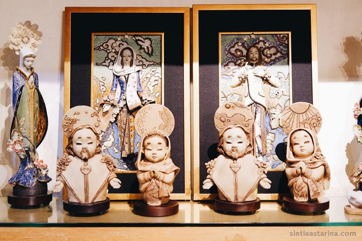 Serunya Belajar Bikin Clay di F. Widayanto Gallery Jakarta Selatan