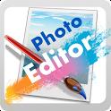 Simple  photos editor icon