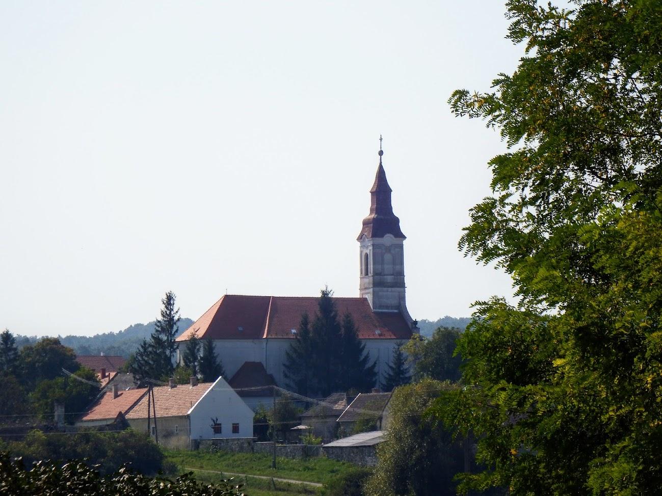 Barnag - Szent Márton püspök rk. templom