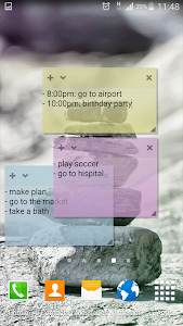 Stickies Note (floating Notes) screenshot 1