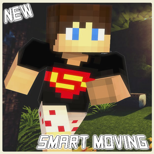 Mod Smart Moving for Minecraft pe