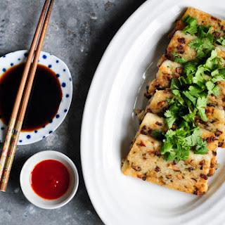 Chinese Turnip Cake.