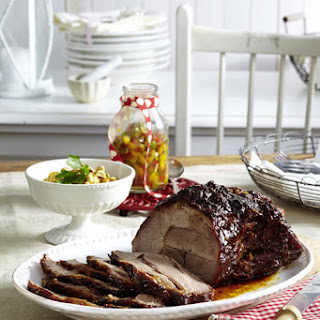 Slow Roasted Spicy Pork.