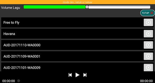 Gendang + Lagu Koplo 1.7 screenshots 4