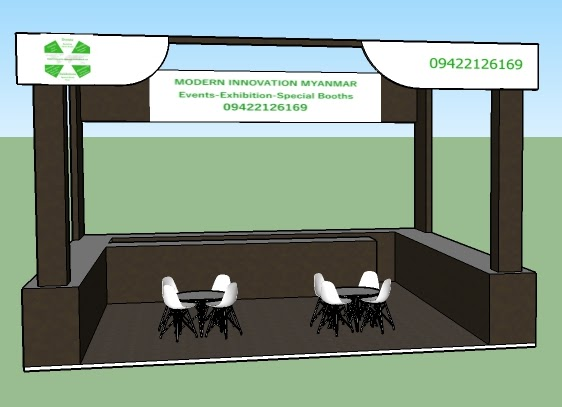 Myanmar Events-Special Booths-Exhibitions Services