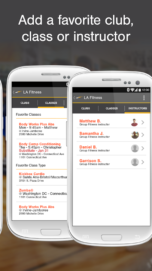 LA Fitness Mobile Android Apps On Google Play - La fitness locations us map