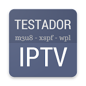 IPTV Tester for URL Lists, M3U, XSPF and WPL ✔️