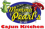Logo for Momma Pearl's Cajun Kitchen