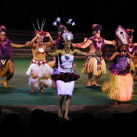 Come to the Luau by Joseph Vittek - People Musicians & Entertainers