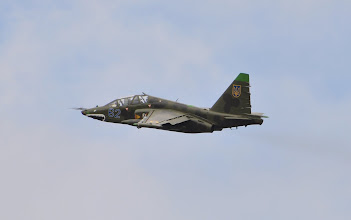 Photo: Ukraiński SU-25