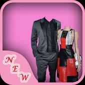 Couple Photo Fashion Maker