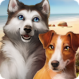 Dog Hotel – Play with dogs and manage the kennels apk