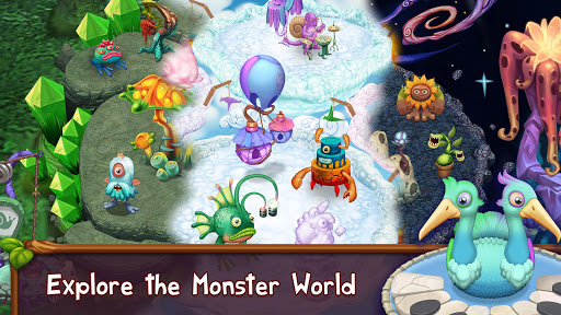 My Singing Monsters: Dawn of Fire modavailable screenshots 4
