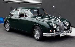 Jaguar MK 2 Rent Akershus