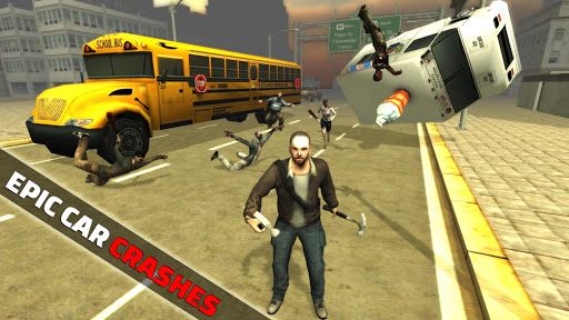Zombie Street Fighter 1.1 screenshots 4