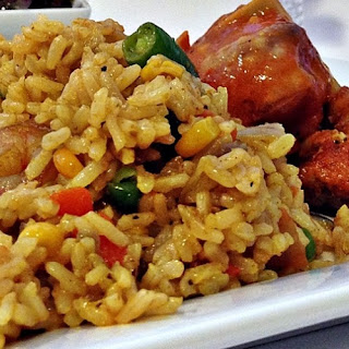 Brown Rice Fried Rice