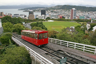 Photo: Cable Car in Wellington