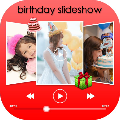 Birthday Slideshow Maker
