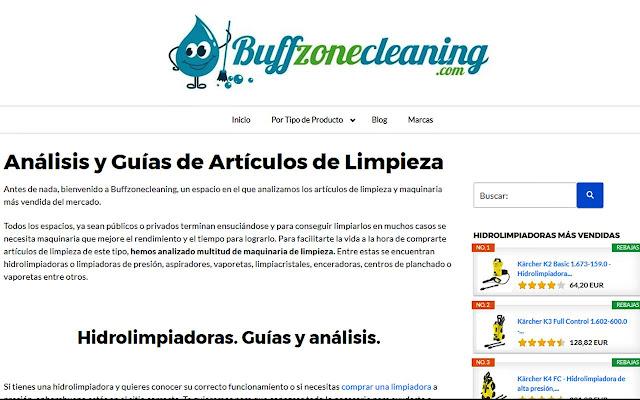 Análisis y Reviews de Artículos de limpieza