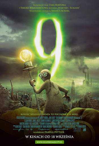 Polski plakat filmu '9'