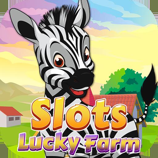 Slots Lucky Farm: cartoon casino game