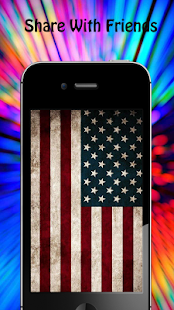 United States Flag Wallpapers - náhled
