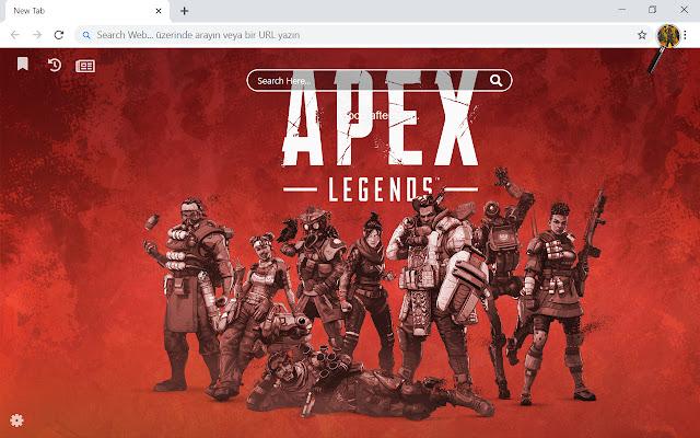 Apex Legends Season 3 Wallpapers New Tab