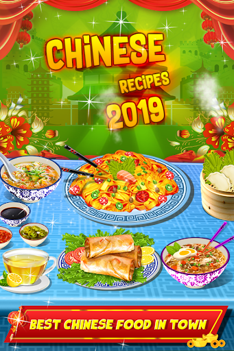 Chinese Food - Cooking Game  screenshots 3