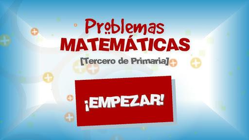 Problemas Matemáticas 3