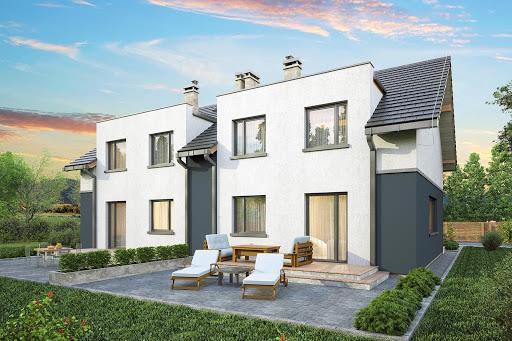 projekt Double House