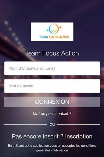 Team Focus Action