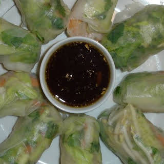 Soy Dipping Sauce For Spring Rolls Recipes.