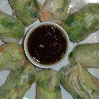 Thai Spring Rolls Rice Paper Recipes.