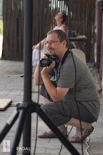 """Photo: plan zdjęciowy do filmu """"Miasto Syren / Nocny Pociąg"""" Teatr Tańca NTF Małgorzaty Matuszewskiej"""