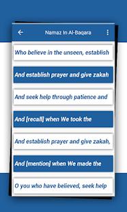 Zikre Namaz In Quran(English) - náhled
