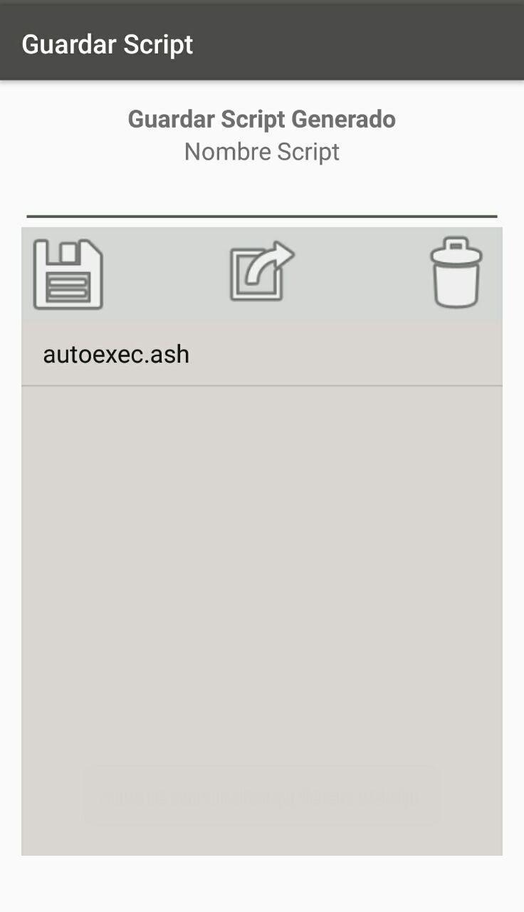 YI Control Script Pro Screenshot 3