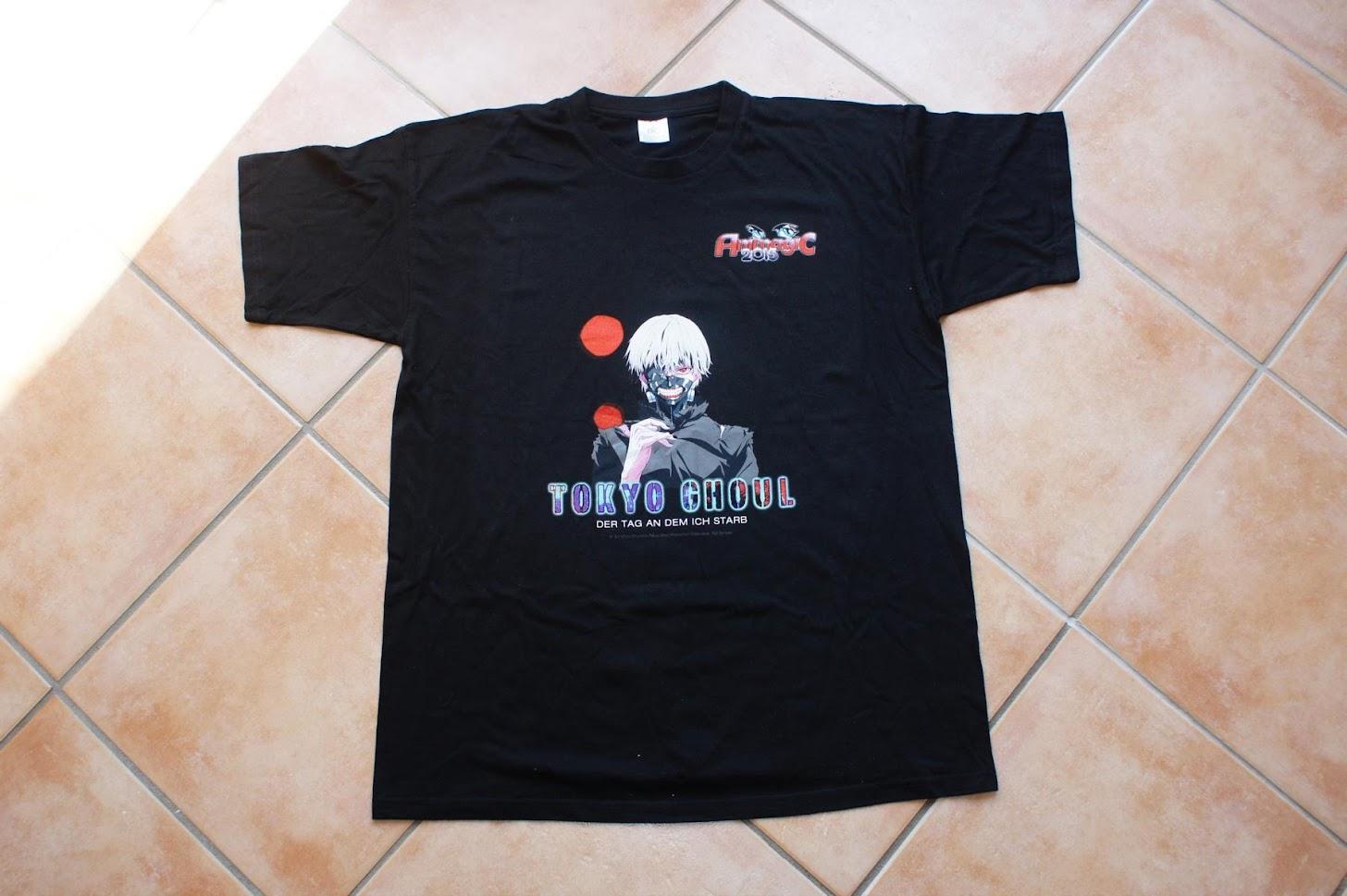AnimagiC 2015 T-Shirt Tokyo Ghoul