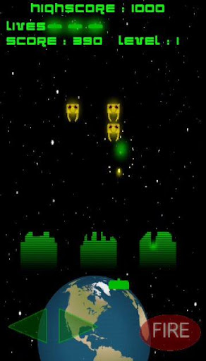 Invaders - Retro Arcade Space Shooter  screenshots EasyGameCheats.pro 2