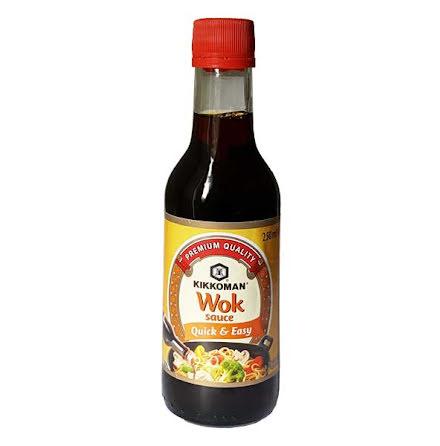 Wok Sauce 250 ml Kikkoman