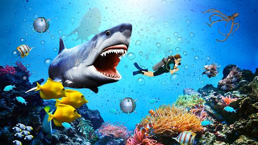Angry Shark Attack - Wild Shark Game 2019 1.0.13 screenshots 9
