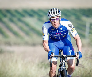 Cyclisme: Keisse (Quick Step Floors) optimiste