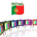 Chaînes de télévision Portugal icon