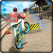 BMX Fever 3D - Speed Escape