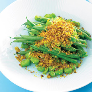 Mixed Beans with Breadcrumbs