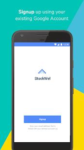 StockWel - náhled