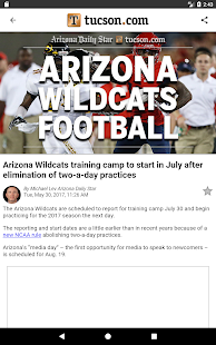 tucson.com- screenshot thumbnail