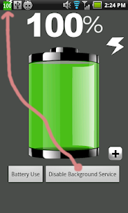 Battery Indicator 11.0 Mod + Data for Android 3