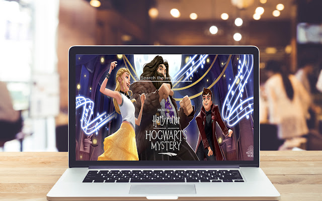Harry Potter Hogwarts Mystery Wallpaper Theme